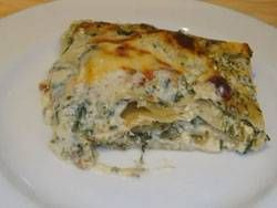 Lasagne Met Ricotta, Spinazie En Pestosaus recept | Smulweb.nl