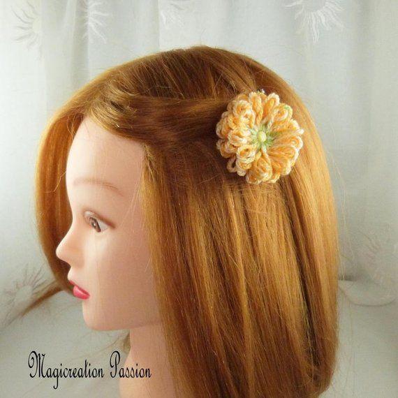 Clips Cheveux-paillettes coeurs