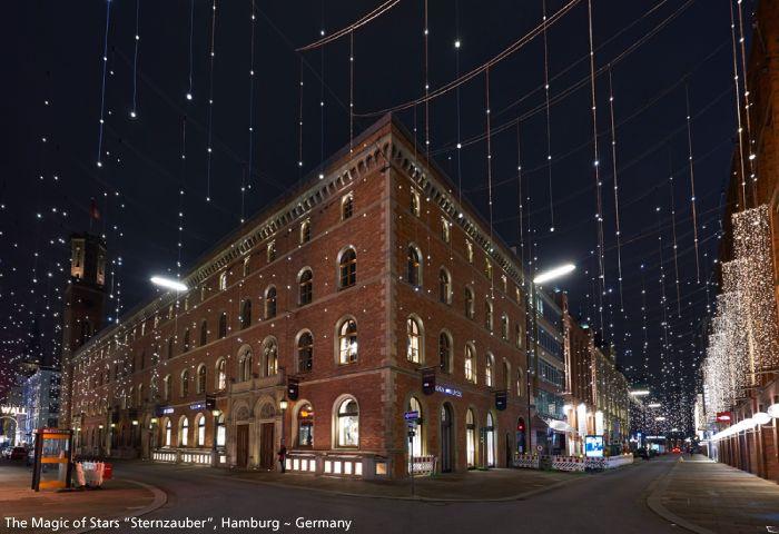 """Sternzauber"", Hamburg ~ Germany"