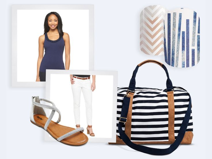Like The Look Giveaway: On Holiday