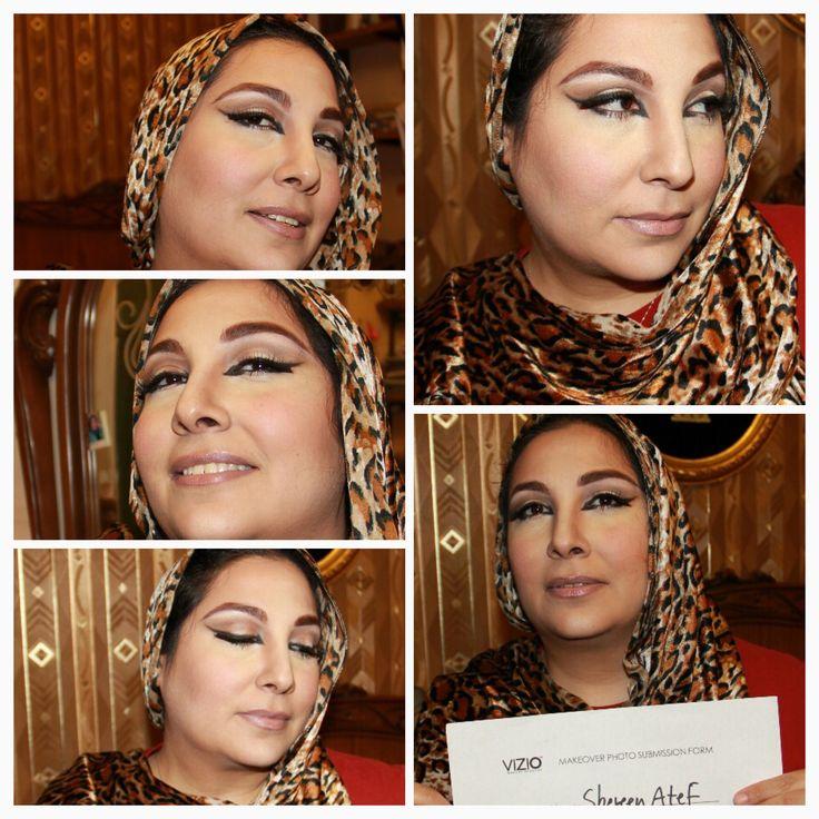 Shereen makeup application assignment Makeup, Makeup