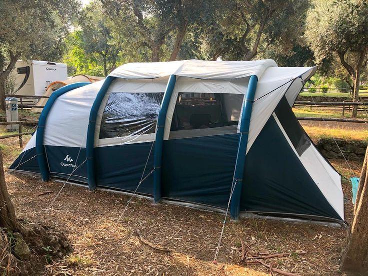 La Nostra Compagna Di Viaggio Tenda Air Seconds Family 6 3 Xl Fresh Black La Nostra Opinione Dopo Aver Testato Le Precedenti Outdoor Gear Camping Tent