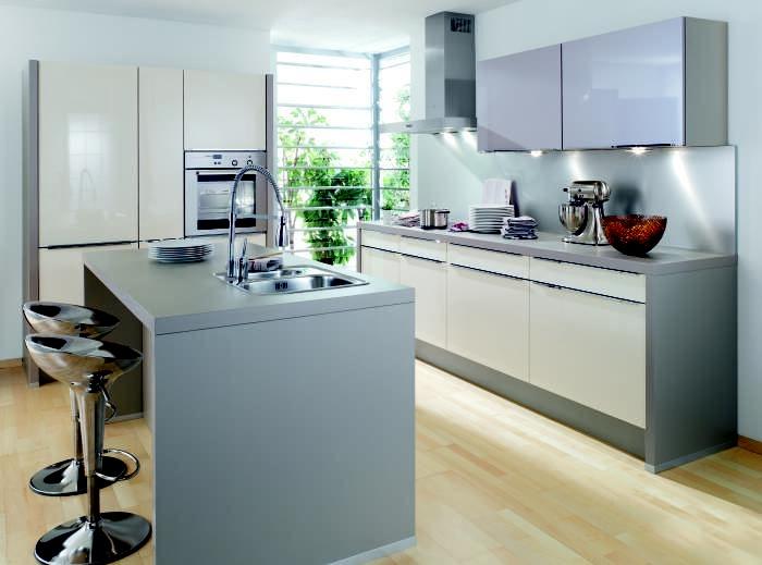 Showroomkeukens   Alle Showroomkeuken aanbiedingen uit Nederland keukens voor zeer lage keuken prijzen   Nolte Chigago Magnolia [46636]