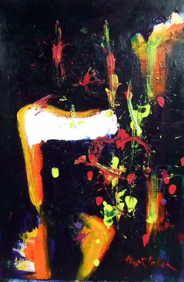 Duruş (Posture) by Pınar Toker #Tuval üzerine #Akrilik / #AcryliconCanvas 65cm x 95cm  #gallerymak #sanat #resim #tablo #güzel #modernsanat #koleksiyoner #tasarım #dizayn #painting #contemporaryart #stil #abstractpainting #abstractart #masterpiece #artcurator #artlovers #artcollection #abstractexpressionism #contemporarypainting