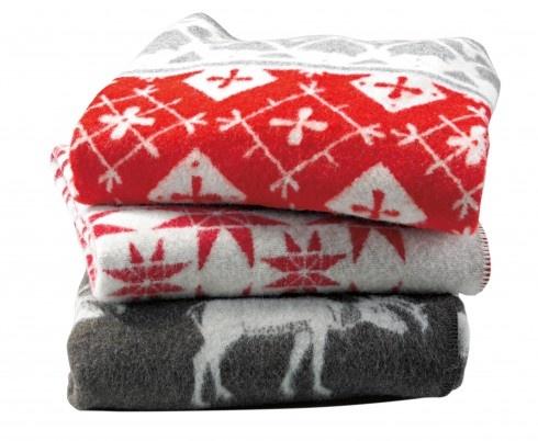 Scandinavian blankets