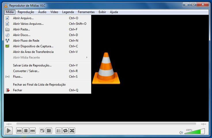 Baixar → VLC media player - - Download