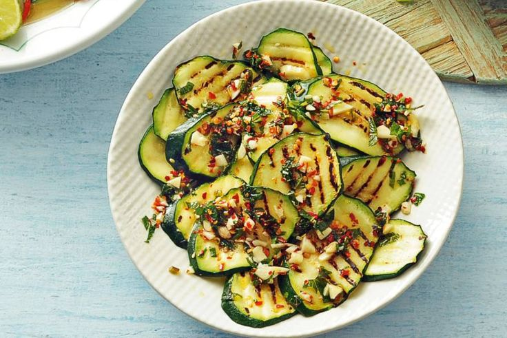 Munt en chilivlokken = fris én pittig op één bord - Recept - Allerhande