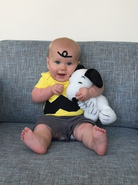 5 30 minute diy halloween costumes for babies - Diy Halloween Baby Costumes