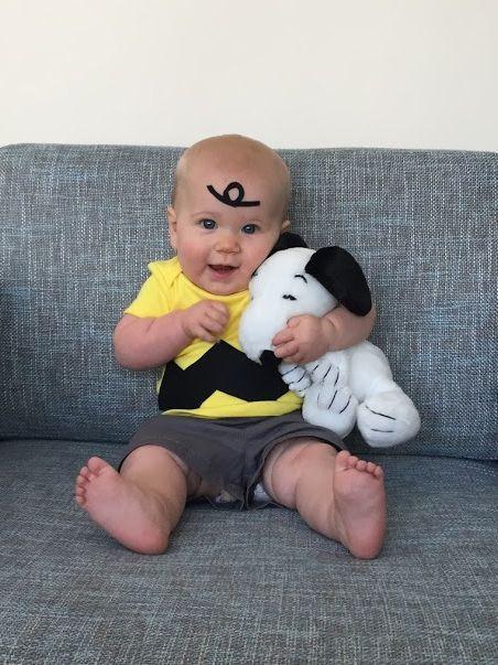 5 30 minute diy halloween costumes for babies - Diy Halloween Baby Costumes