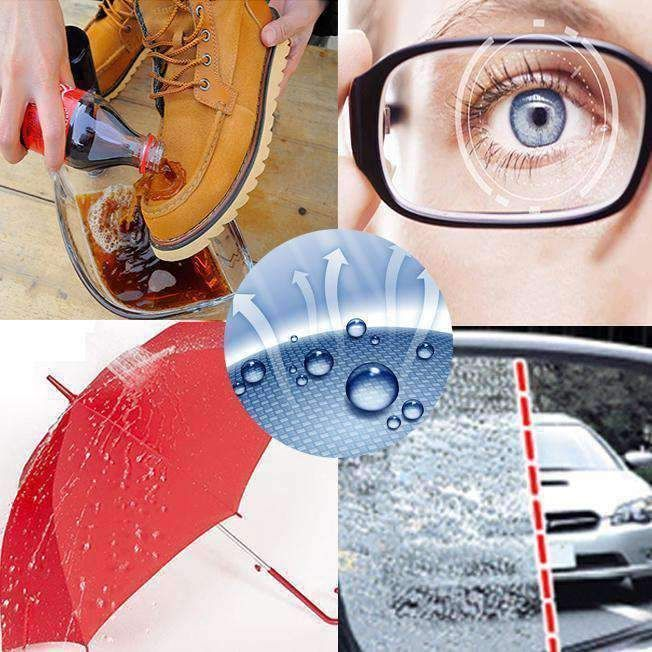 The Multifunctional Coating Agent Can Protect Your Car From Salt Fog Corrosion Bird Drops Uv Light Scratches Stone Chips Multifunctional Spray Hydrophobic