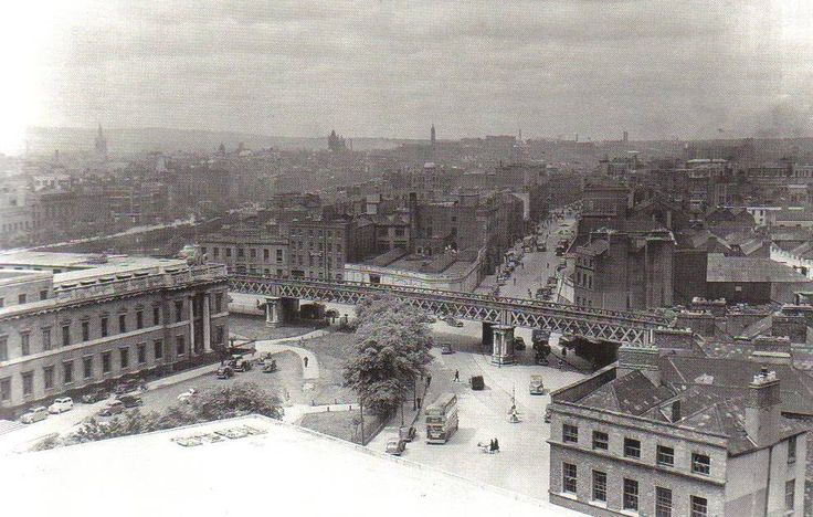 Beresfort Place late 1950s