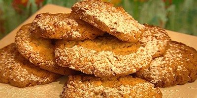 Try this Spiced Walnut Cookies recipe by Chef James Reeson. This recipe is from the show Alive and Cooking.