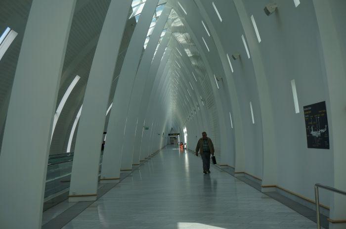 デンマーク オーフス旅行記 1 コペンハーゲン空港