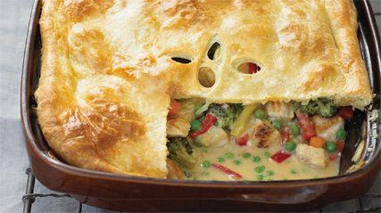 Gram's Chicken Pot Pie UpdatedChicken Recipe, Maine Dishes, Chicken Pot Pies, Casseroles Recipe, Food, Grams Chicken, Cheesy Chicken, Chicken Pots Pies, Chicken Breast
