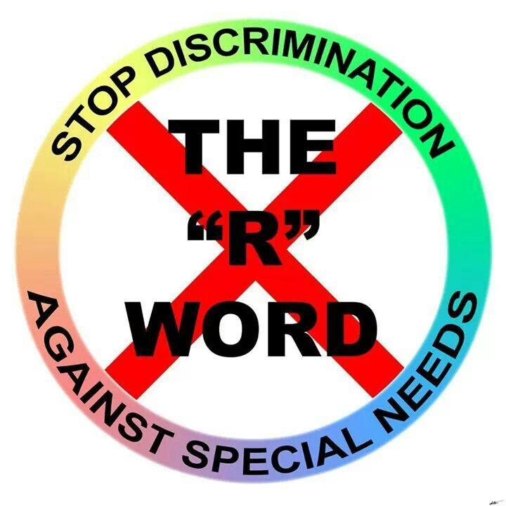 25 Best Stop The R Word Images On Pinterest Special Olympics