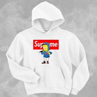 Bart Rap Supreme Sweater and Hoodie