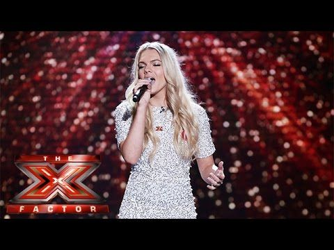 Can Louisa Johnson impress again with Beach Boys classic? | Live Week 1 | The X Factor 2015 - YouTube