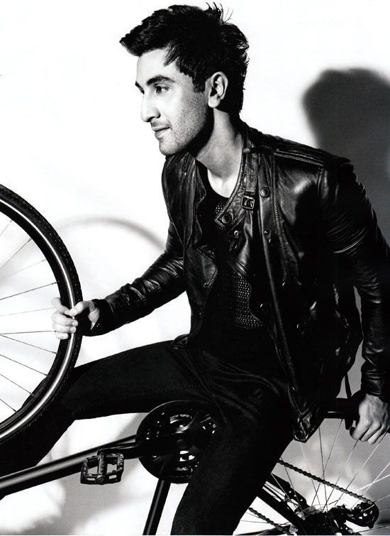 Ranbir Kapoor Reloaded on GQ magazine