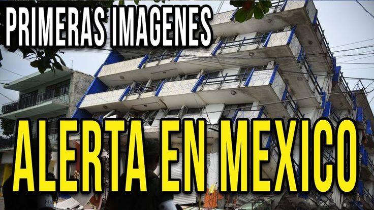 TERREMOTO SACUDE MEXICO HOY 19 SE SEPTIEMBRE DEL 2017, ULTIMA HORA NUEVO...