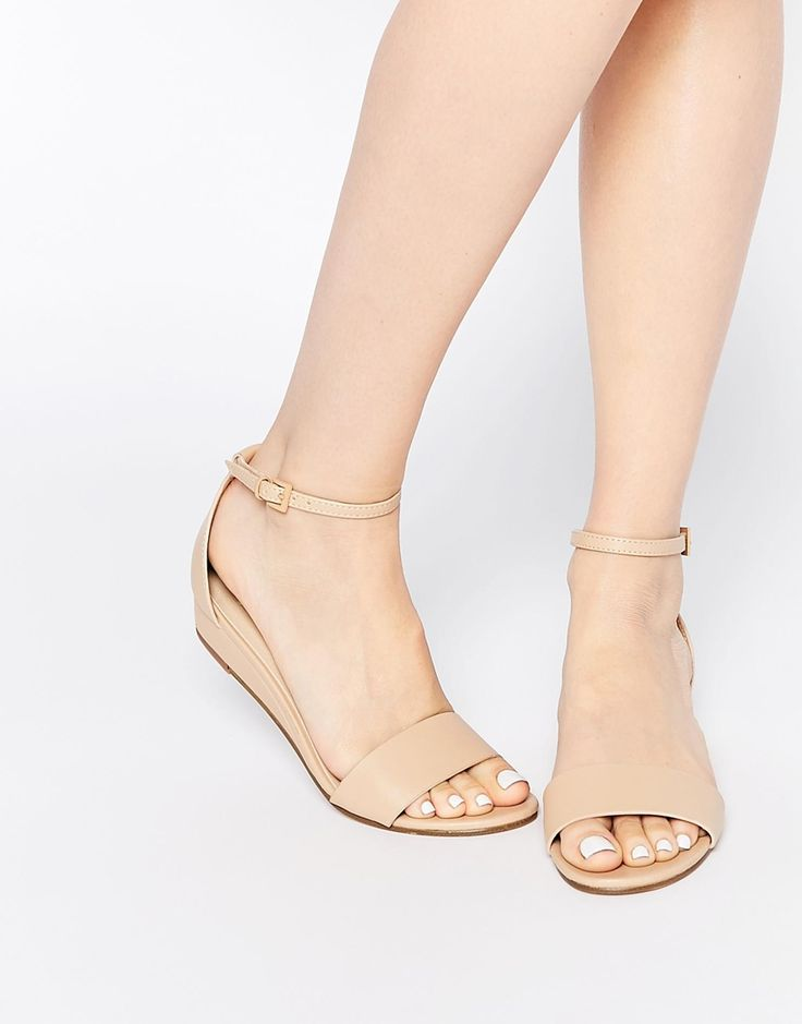 ASOS FLARE Two Part Sandals