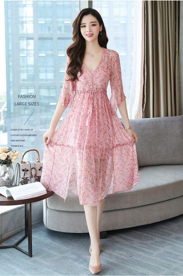 Beautiful Dress Korean Style Long Dress 2pcs Set Yw31264 Yaaku Com