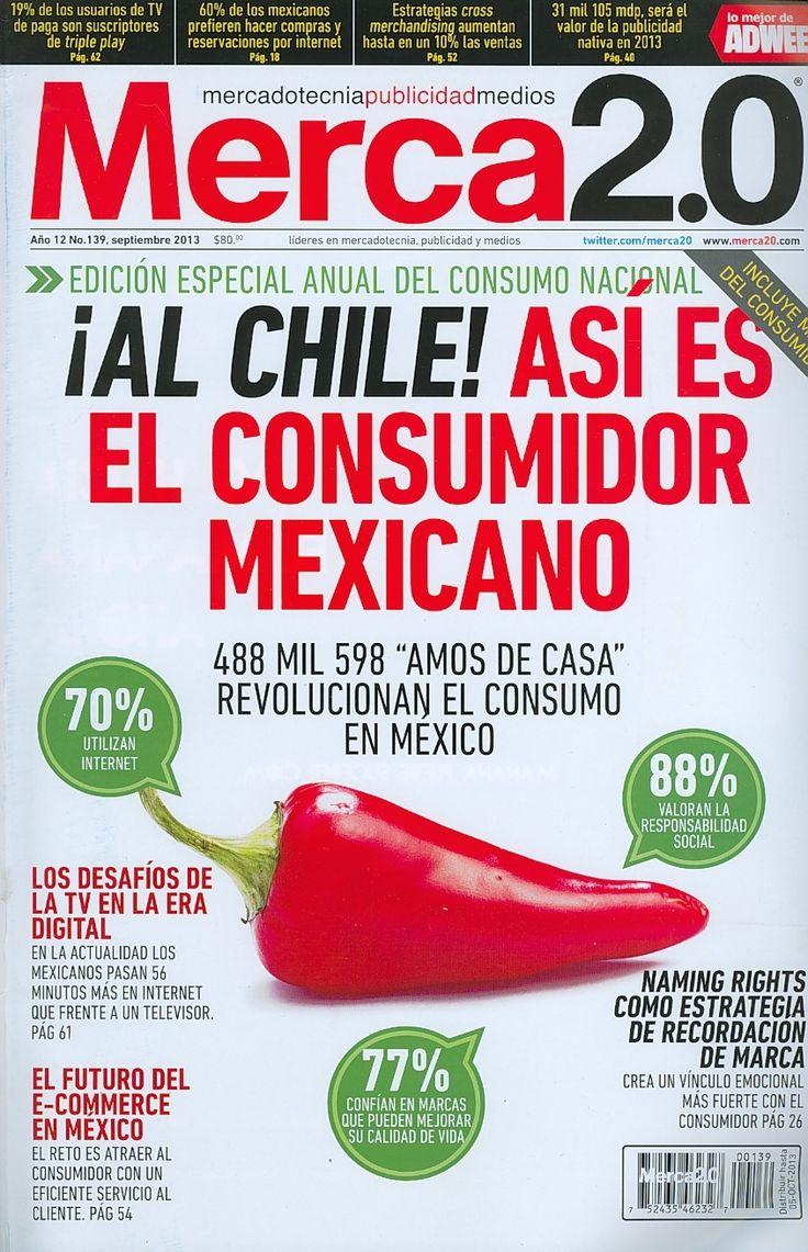 MARKETING (Merca2.0 : mercadotecnia, publicidad y medios : año 12, n° 139, septiembre / 2013)