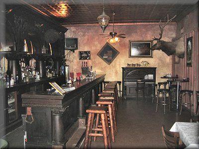 Vintage Bar Pioneer Restaurant And Saloon In Pioneer, AZ