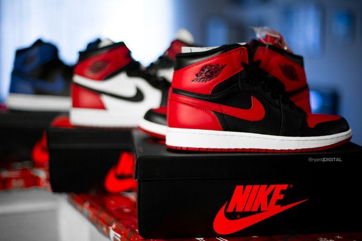 Air Jordan 1 Retro OG |