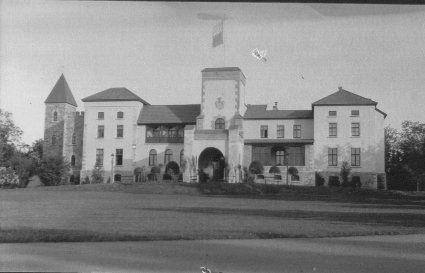 Jaungulbenes castle