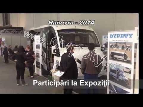 Prezentare DYPETY v162 ro - YouTube