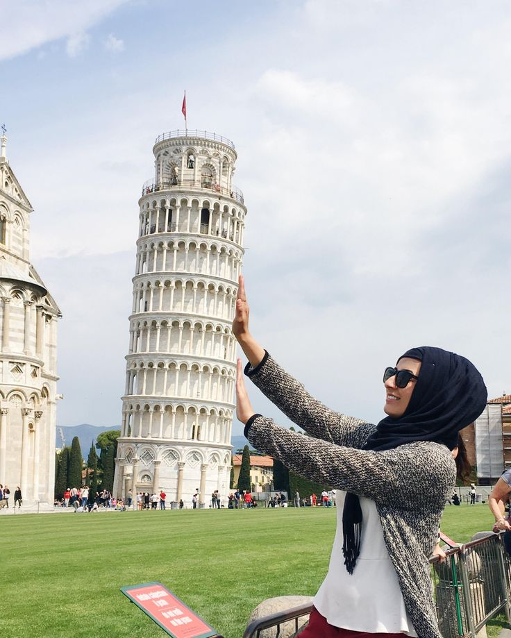 Pisa Tower - Budget Travelling in Italy