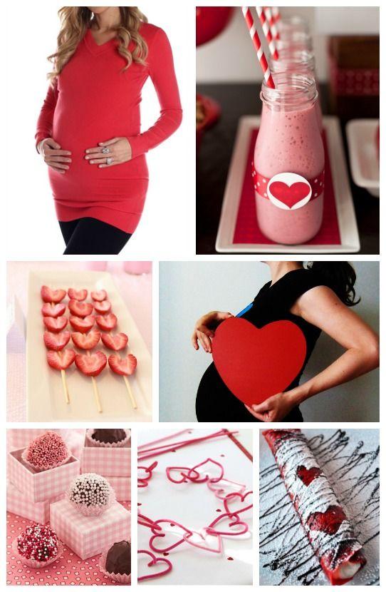 Valentine's Day Baby Shower - blog