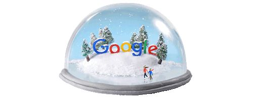 First day of winter 2015 google doodle