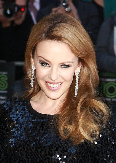 Grammy winner Kylie Minogue