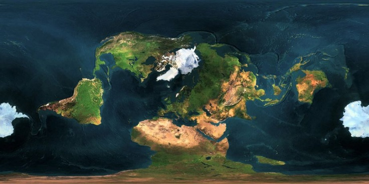 A collection of intriguing and quite useless maps (20 pictures)  http://myscienceacademy.org/