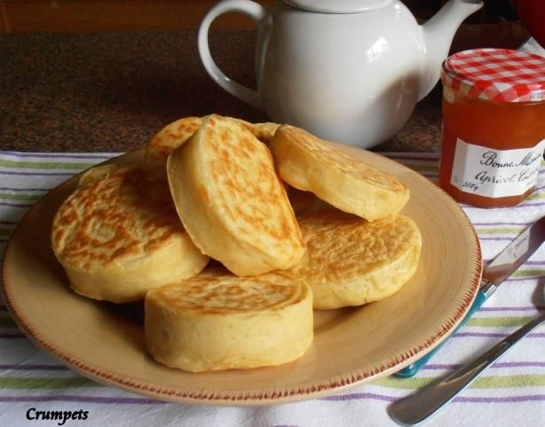 best 25 homemade crumpets ideas on pinterest crumpets
