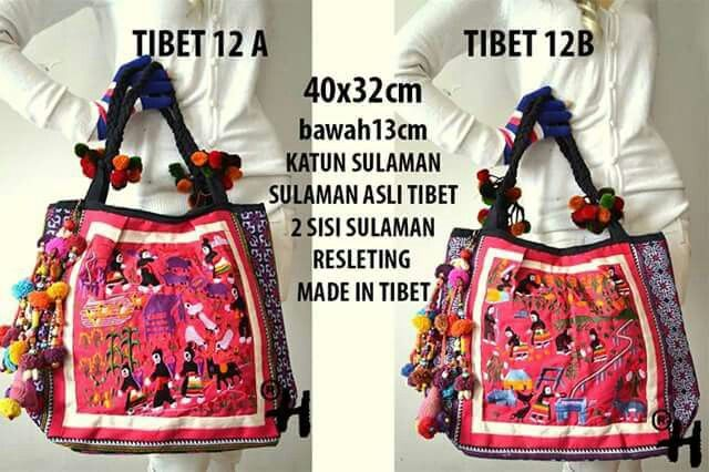 Ethnic bag made in TIBET