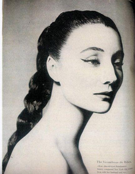 """My SD favorite is Comtesse Jacqueline de Ribes. So beautiful."""