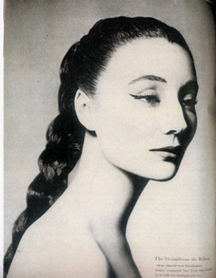 """My SD favorite is Comtesse Jacqueline de Ribes. So beautiful."""