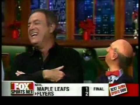 Jeff Dunham and Walter - Arguing with A Puppet