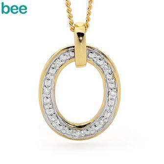 Buy Comfort Diamond Circle Pendant (BEE-65460) online at Chain Me Up