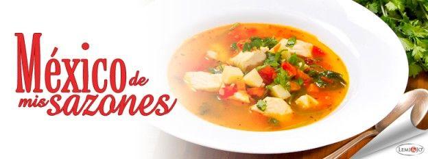 México de mis sazones: caldo de oso de Chihuahua. #recetas # cocina