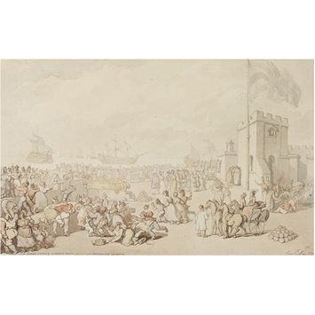 I like how drawing looks how it done in 1780 around time of the battle or trafalgar