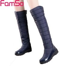 Free shipping 2016 Women Down Boots Winter Female Waterproof knee high Boots Women's Russia and Australia Snow Boots SBT2128     Tag a friend who would love this!     FREE Shipping Worldwide     #Style #Fashion #Clothing    Buy one here---> http://www.alifashionmarket.com/products/free-shipping-2016-women-down-boots-winter-female-waterproof-knee-high-boots-womens-russia-and-australia-snow-boots-sbt2128/