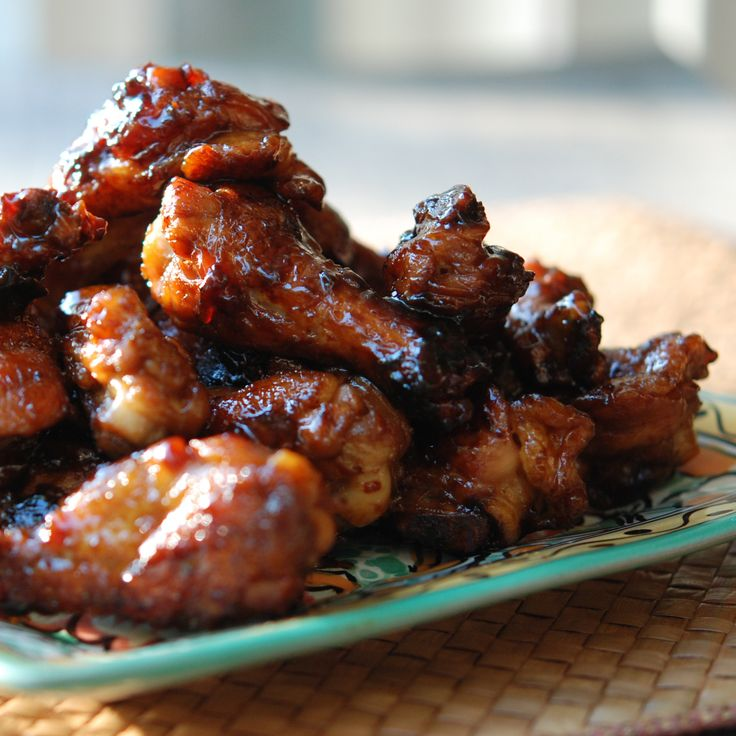 Sweet, spicy, gooey and crispy, Andrew Zimmern's One-Pot Sticky Wings are glazed with an addcitive sauce that he can't get enough of.