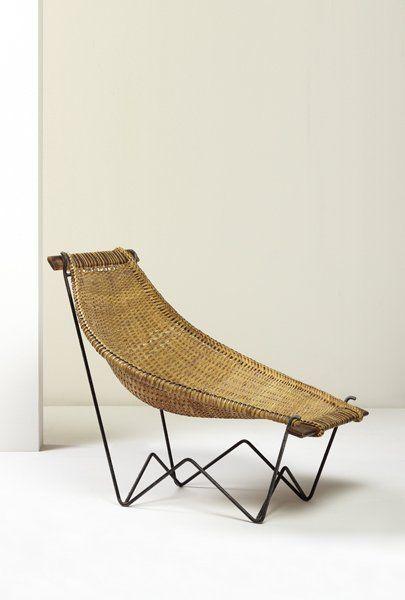 john risley, lounge chair, 1952
