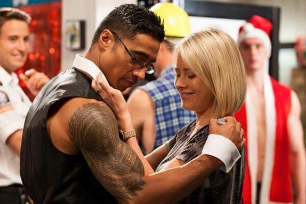 Pua Magasiva and Sally Martin | The Best Power Ranger ...