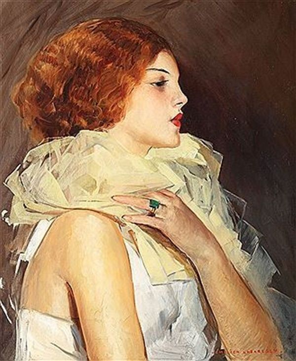 Impressioni Artistiche : ~ Emilian Lazarescu ~ Romanian painter, 1878-1934