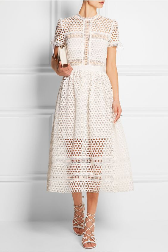 vestidos-para-la-mama-ideal-para-bautizo (23) - Beauty and fashion ideas Fashion Trends, Latest Fashion Ideas and Style Tips