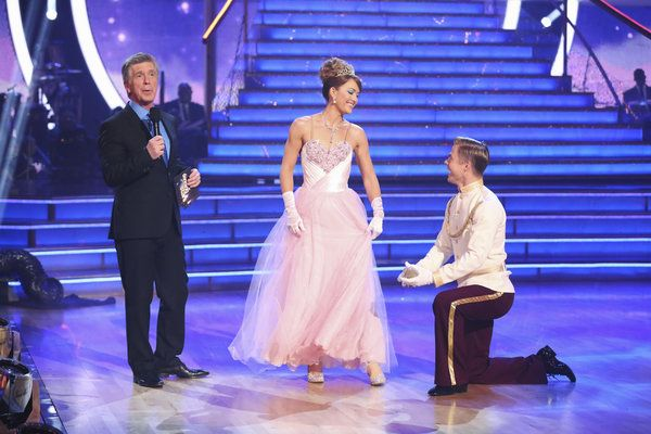 dancing with the stars 2014 week 5 tom bergeron amy purdy ...